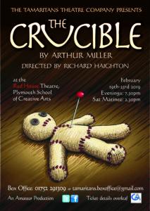 The Crucible, The Tamaritans