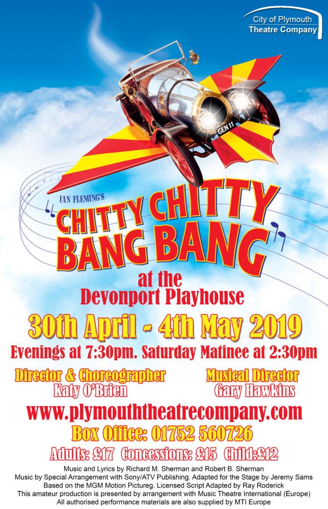 Chitty Chitty Bang Bang Event