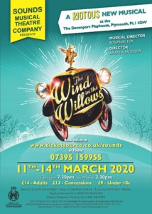 Wind In The Willows Sounds Musical